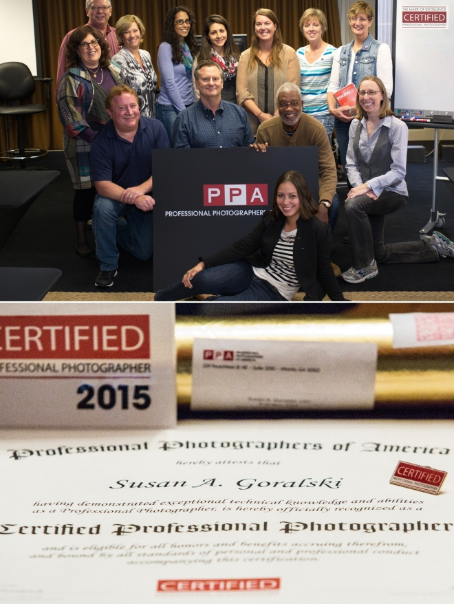 Instructor, Eric Richards,M.Ph, Ph.Cr. CPP, with the November class of CPP students at PA Headqaurters in Atlanta, GA. this past November. (Susan Goralski on far right in second row.) The CPP certificate, pin, and other materials arrived on March 31st.